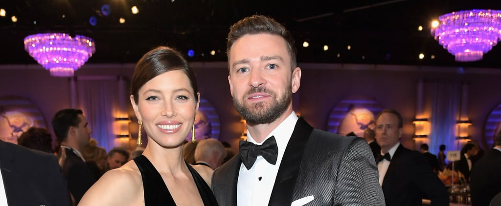 Jessica Biel Comments on Justin Timberlake's Photo Oct. 2018