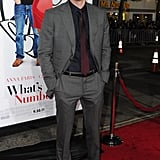Chris Evans at the LA premiere of What's Your Number.
