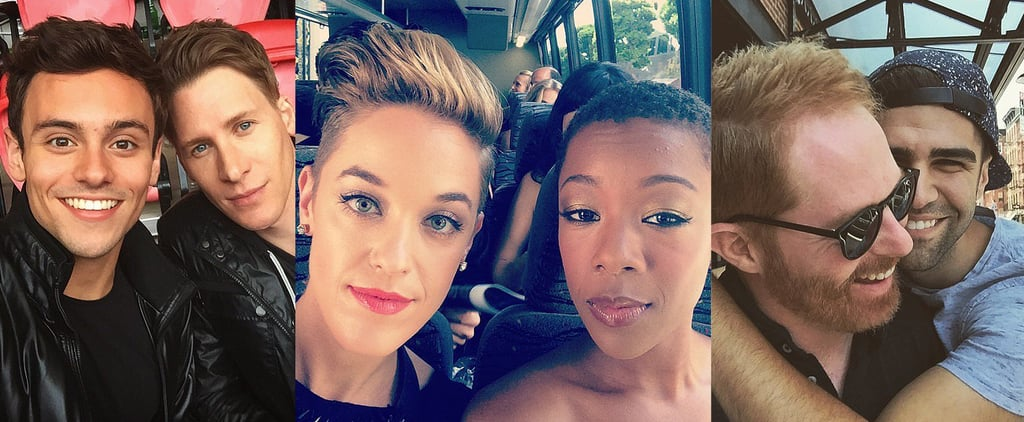 17 Power Couples Who Are Slaying (or Will Soon Slay) Same-Sex Marriage