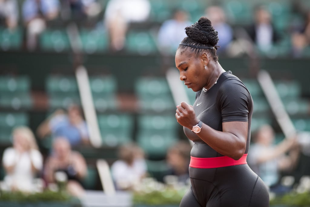 Serena Williams Banned From Wearing Bodysuit at French Open