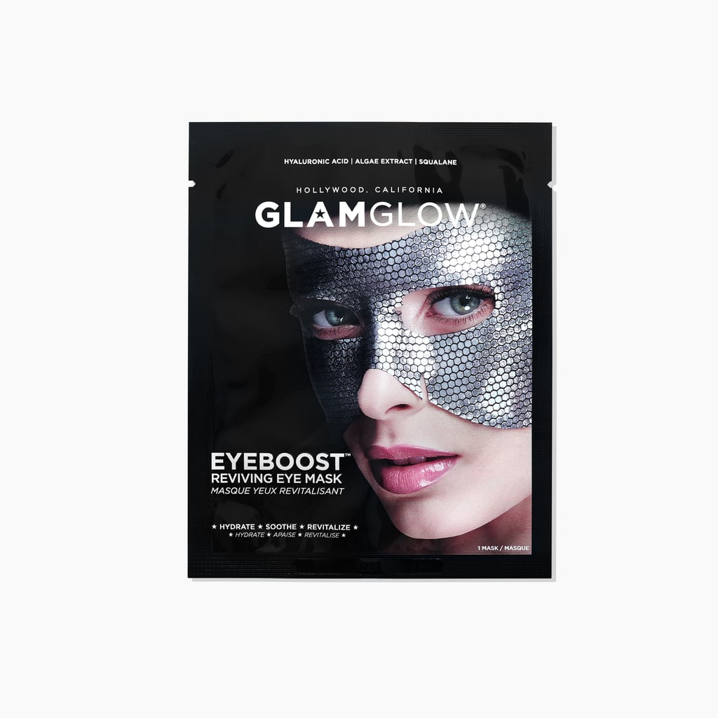 glamglow eyeboost reviving eye mask review popsugar beauty