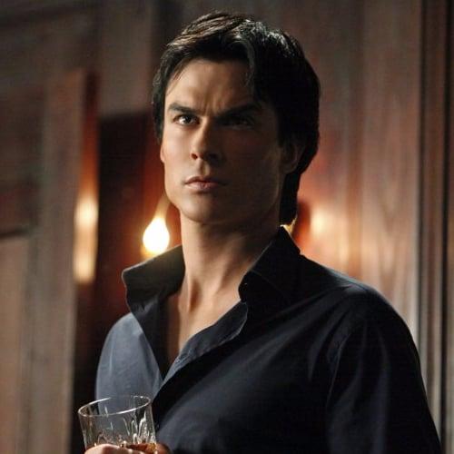 The Vampire Diaries Pictures of Ian Somerhalder as Damon