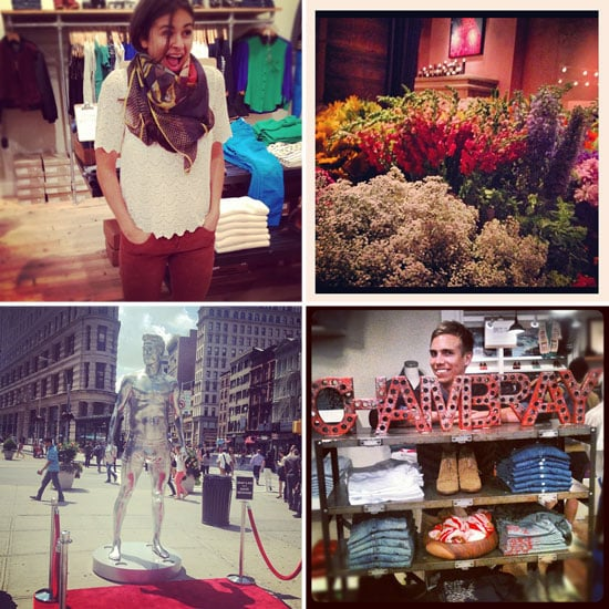 Instagram Fashion Pictures Week of August 13, 2012