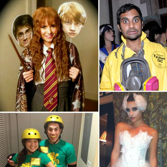 best pop culture costumes from celebrities 2011 popsugar entertainment - Halloween Pop Culture