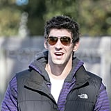 Michael Phelps in Baltimore