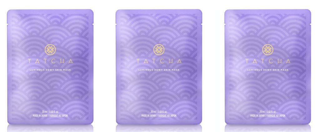 Tatcha Combined 2 of Its Most Popular Products Into 1 Sheet Mask