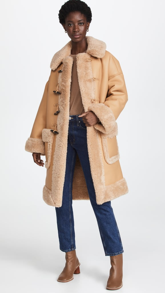 A Sherpa Coat: A.L.C. Brunswick Coat