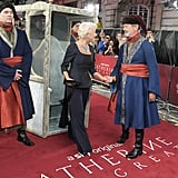 Helen Mirren at HBO's Catherine the Great Premiere Pictures
