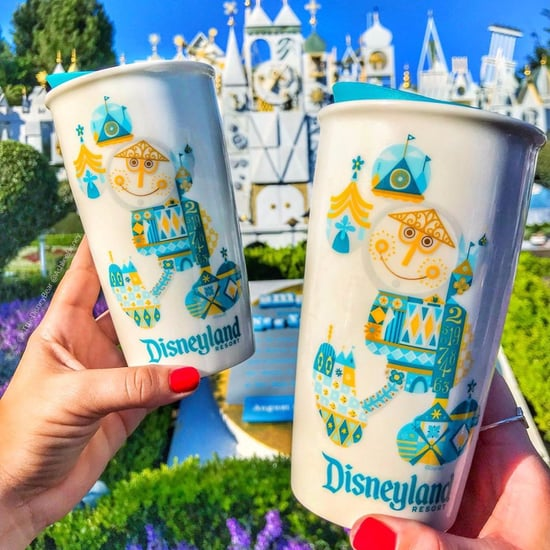 Disneyland It's a Small World Starbucks Mug
