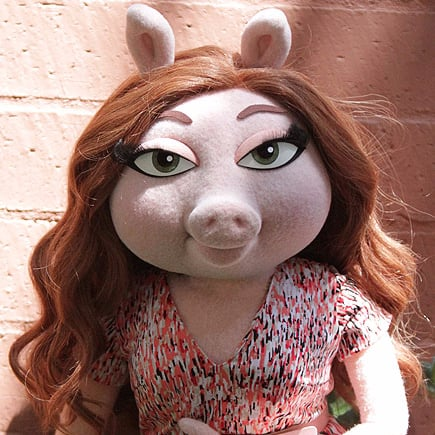 Kermit the Frog New Girlfriend