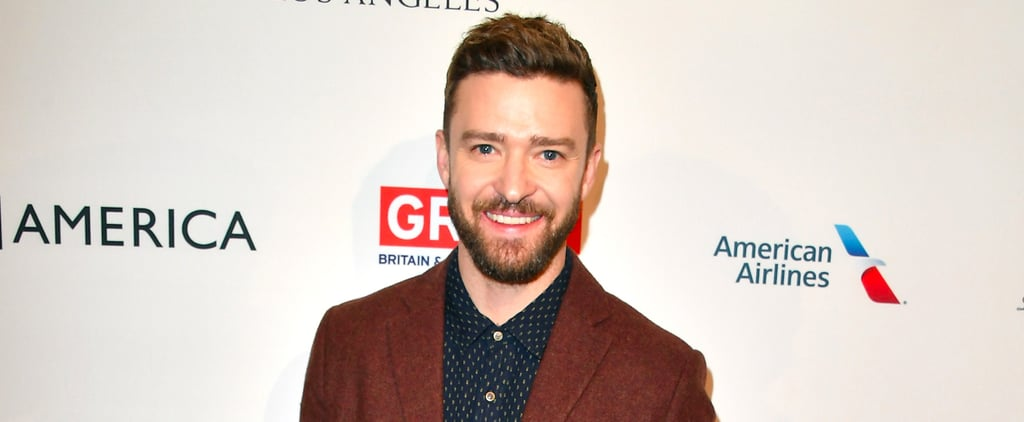 Justin Timberlake Gears Up For the Golden Globes at the Star-Studded BAFTA Tea Party