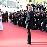 Charlize Theron Knew Her Dior Couture Power Suit Was a Stunner