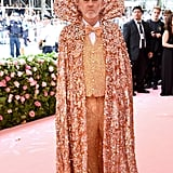 Ryan Murphy at the 2019 Met Gala