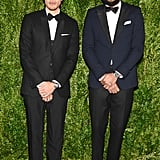 Dao Yi Chow and Maxwell Osborne of Public School won last night's CFDA/Vogue Fashion Fund.