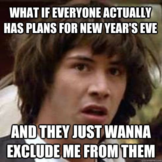 Face Keanu new year memes popsugar tech