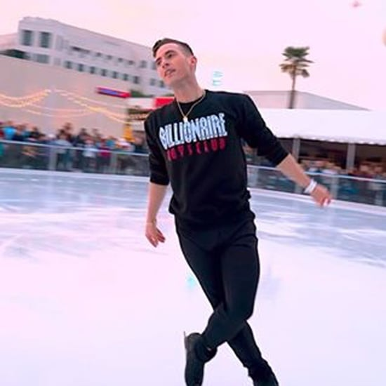 "Adam Rippon ""Shallow"" Figure Skating Routine Video"
