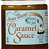 Fleur de Sel Caramel Sauce ($4)