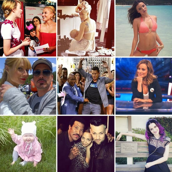 June's Hottest Celebrity Instagram and Twitter Photos!