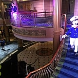 "3. Disney Cruise ships are the only ones in the world to have FOUR captains. There's the ship's captain, of course, plus Captain Mickey, Captain Hook, and Captain Jack Sparrow.  4. The ships save up to 22.3 million gallons of fresh water per year! Disney Cruise Line says, ""condensation from the shipboard air conditioning units is reclaimed and re-used to wash the decks,"" which shows how environmentally conscious the cruise line is."
