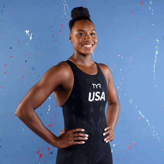 Simone Manuel Talks Training For Postponed Olympics