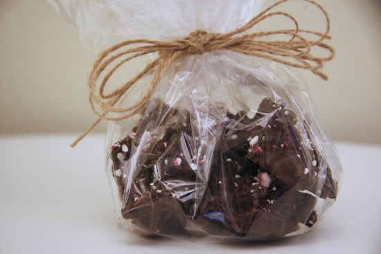 Peppermint Cookies and Cream Clusters