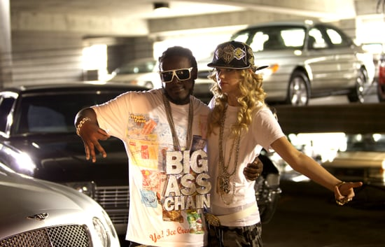 Oh Snap! T-Pain and T-Swift Rock Big Ass Chains