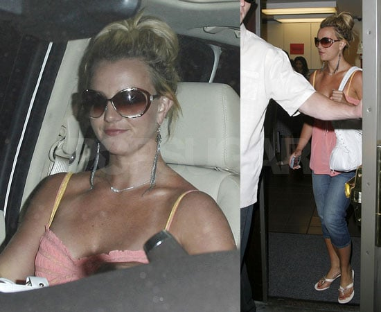 Photos of Britney Spears In LA With Rumors That She Is Still Seeing Adnan Ghalib