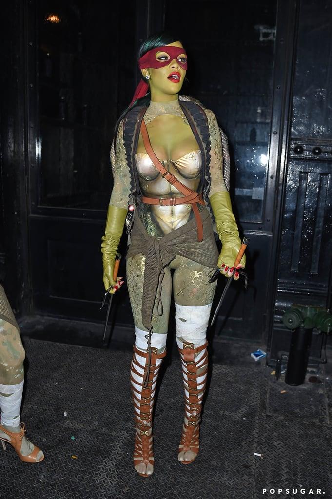 Rihanna halloween costume sexy-6955