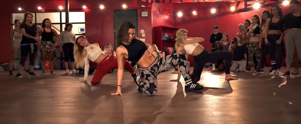 "Jojo Gomez's Tinashe Dance Video to ""Party Favors"""