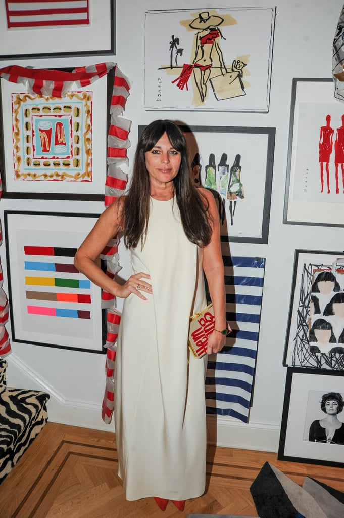 Lisa Marie Fernandez at John Demsey Presents Donald Drawbertson.