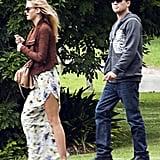 Erin Heatherton, Leonardo DiCaprio