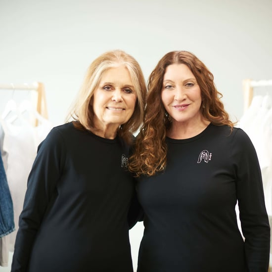 Gloria Steinem x Michael Stars Voter Tees Collection