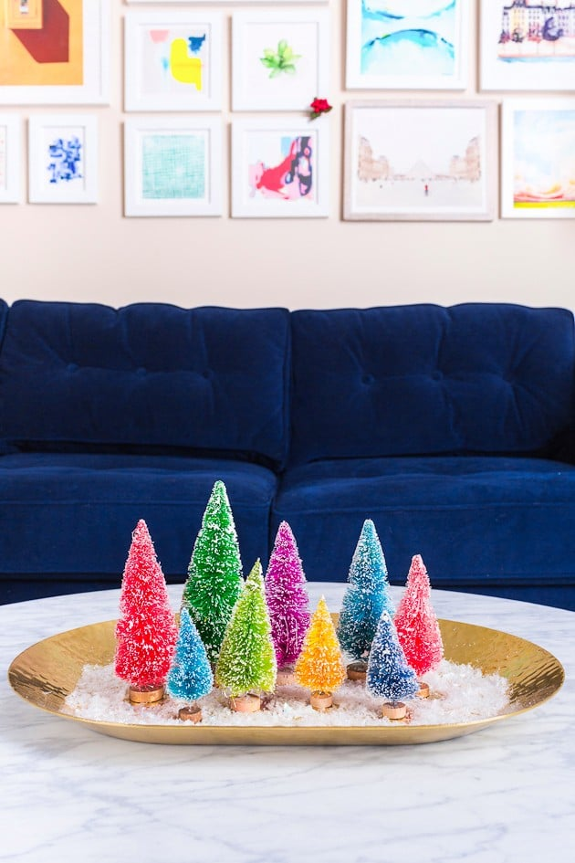13 Modern Holiday Decorating Ideas Straight From Top