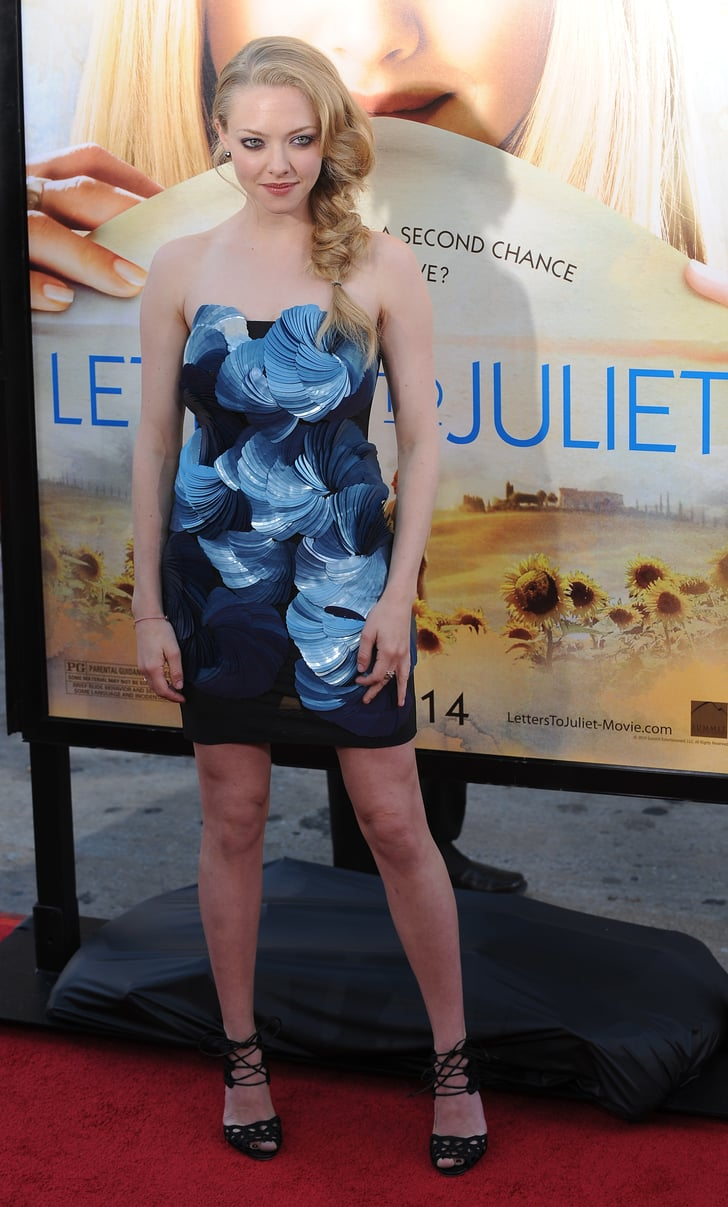 Pictures of Amanda Seyfried And Christopher Egan at The LA ...