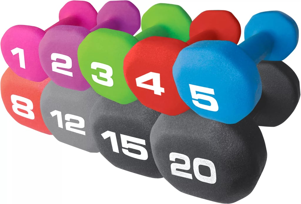 Dick's Sporting Goods: Fitness Gear Neoprene Dumbbell