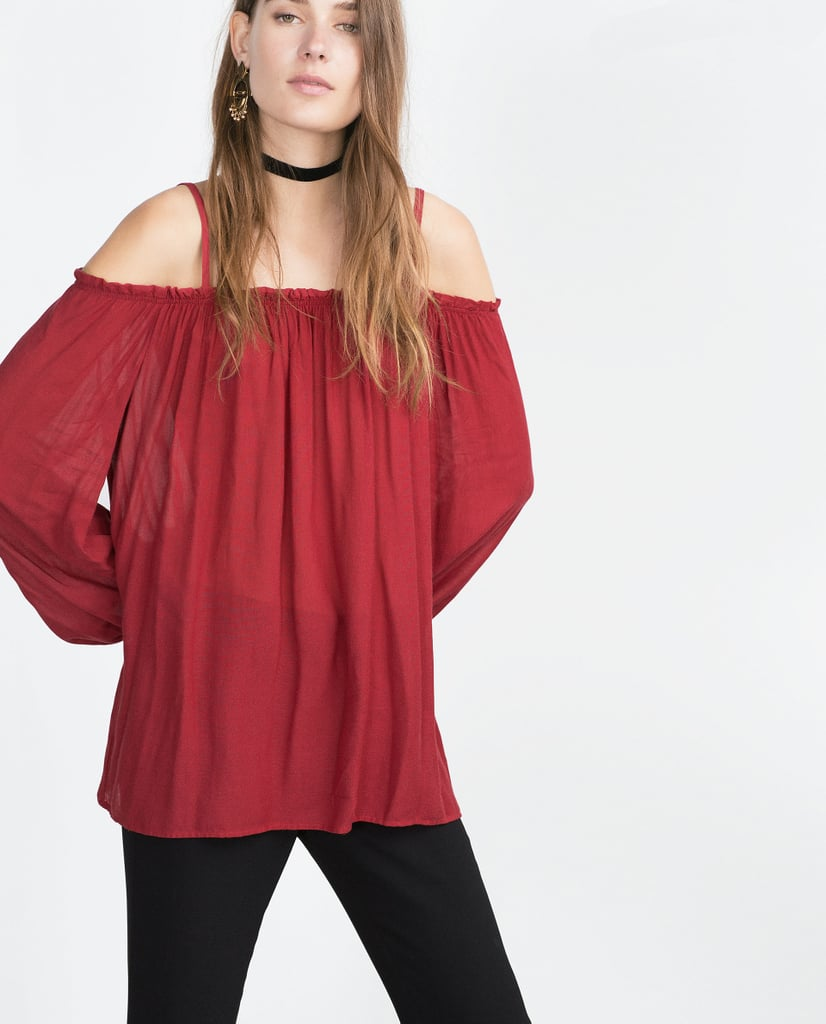 Bohemian Gauzy Tops and Dresses