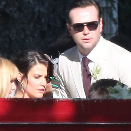 Cobie Smulders and Taran Killam Wedding Pictures