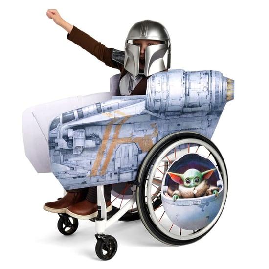Disney Adaptive Costumes, Wheelchair Covers | Halloween 2021