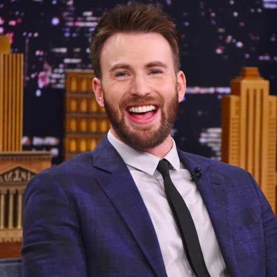 Chris Evans Through the Years