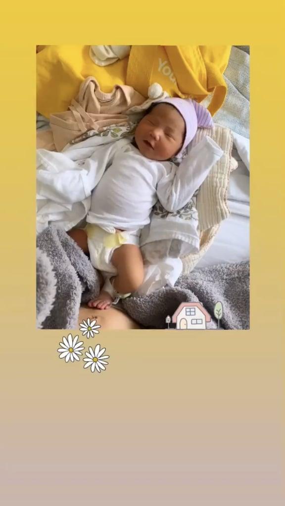 Baby Girl Yeun