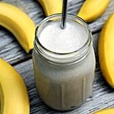 High-Protein Banana Milkshake Smoothie