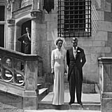 Edward, Duke of Windsor, and Wallis Simpson