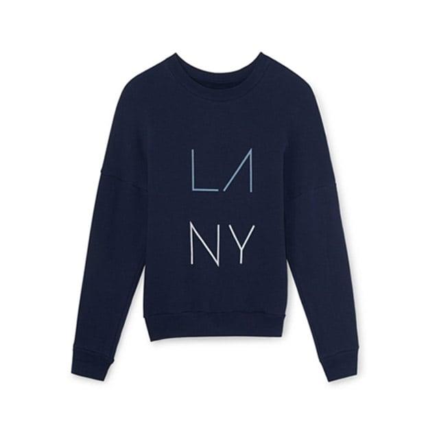 Rebecca Minkoff 'LA NY' Sweatshirt ($88)