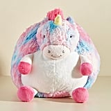 Pastel Unicorn Pillow