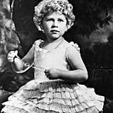 Elizabeth All Dolled Up, 1929