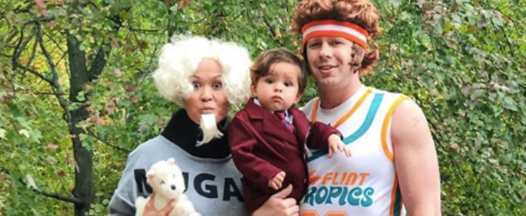 Creative Will Ferrell Family Halloween Costume