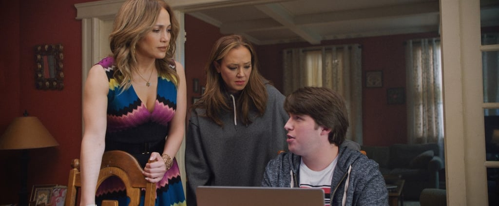 Second Act Exclusive Movie Clip With Jennifer Lopez