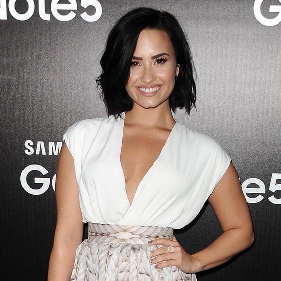 Demi Lovato on Planning Her Wedding
