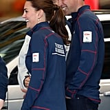 But at the End of July, He Made Time For Royal Duties With Kate