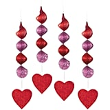 Valentine's Day Heart Hanging Decoration